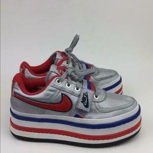 Nike Vandal 2K silver platform Sneakers 8
